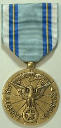 Air Reserve Meritorious Service Medal - Large