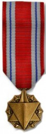 Combat Readiness Medal - Mini