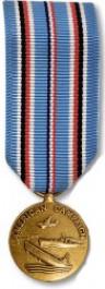 American Campaign Medal - Mini