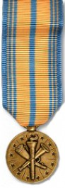 Armed Forces Reserve Medal - National Guard - Mini
