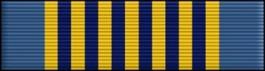 Airman's Medal Thin Ribbon