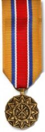 Reserve Components Achievement - National Guard - Mini