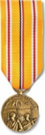 Asiatic-Pacific Campaign Medal - Mini