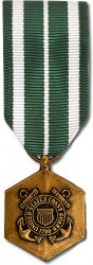 Coast Guard Commendation Medal - Mini