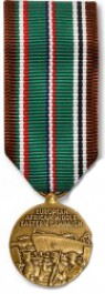 European-African-Middle Eastern Campaign Medal - Mini