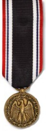 Prisoner of War Medal - Mini