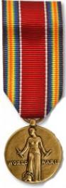 World War II Victory Medal - Mini