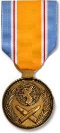 ROK War Service Medal - Large