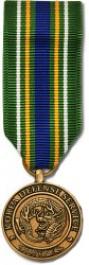 Korea Defense Service Medal - Mini