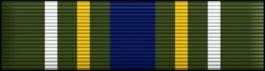 Korea Defense Service  Thin Ribbon