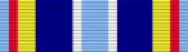 Air Force Expeditionary Ribbon - Thin