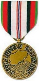 Afghanistan Campaign Medal - Large