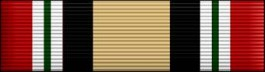 Iraq Campaign Ribbon