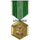 Army Commendation Medal - Large Anodized