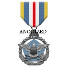 Defense Superior Service Medal - Large Anodized