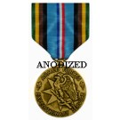 Armed Forces Expeditionary Medal - Large Anodized