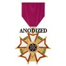 Legion of Merit Medal - Large Anodized