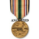 Southwest Asia Campaign Medal - Large Anodized