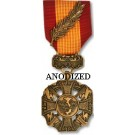 Vietnam Cross of Gallantry Medal - Large Anodized