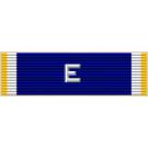"""Navy """"E"""" Ribbon"""