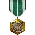 Coast Guard Commendation Medal - Large