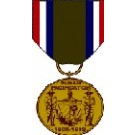 Cuban Pacification Medal - Army Medal - Large for Army Service